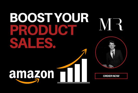 Amazon Agency - MR Digital Marketing Agency