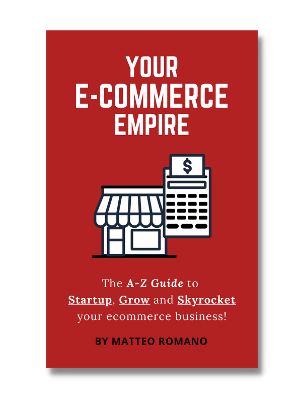 ecommerce book: Your Ecommerce Empire